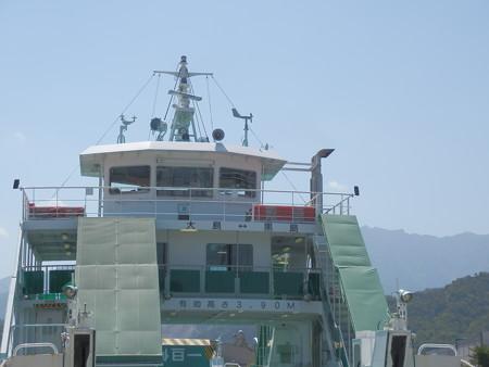 大島渡海船