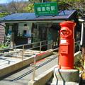 Photos: 鎌倉 極楽寺駅前丸ポスト 2013年撮影