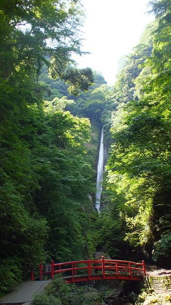 写真: 洒水の滝6