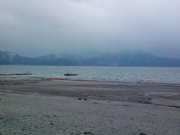 2010年撮影 秋田県田沢湖 湖畔2
