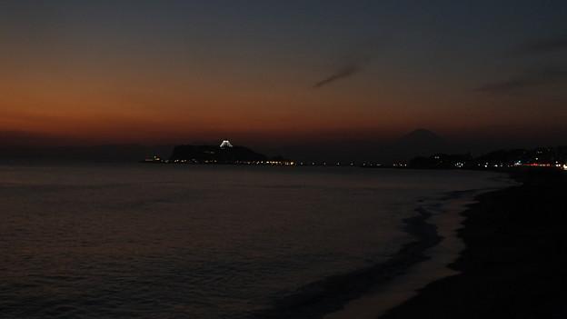 江の島夜景3