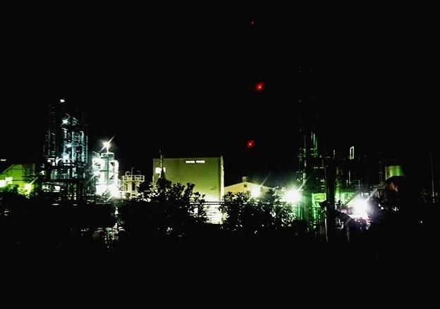 平塚工場夜景3