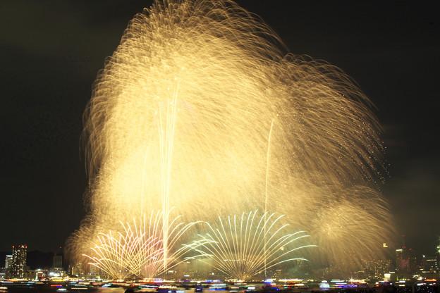 2019 みなと神戸海上花火大会 0104