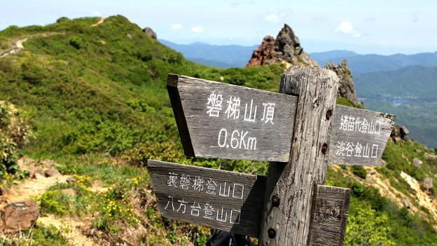 山の交差点