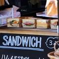 写真: ~サンドウィッチはいかがですか♪~