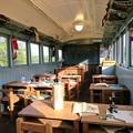 デハニ電車の教室(トットちゃんの部屋)
