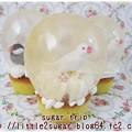 写真: スノードームのカップケーキ1-4