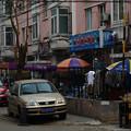 北京の裏通り