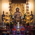 写真: 化野念仏寺 ご本尊