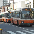 写真: 東武バスC#2773・C#2774・C#2772 2018-2-9