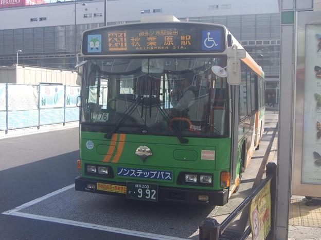 都営バスP-L776 2011-10-28