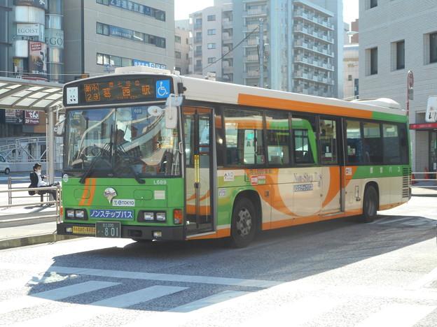 都営バスR-L689 2018-2-6