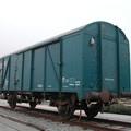 オノ・ヨーコ氏「貨物車」 2002-1-26/1