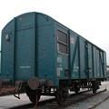 写真: オノ・ヨーコ氏「貨物車」 2002-1-26/4