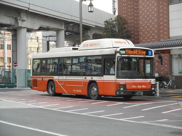 東武バスC#2807 2018-1-31