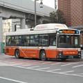 写真: 東武バスC#2807 2018-1-31
