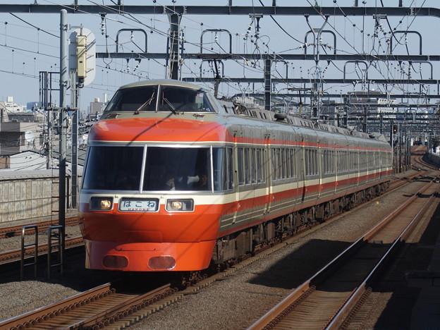 小田急電鉄7003F@デハ7803 2018-2-18