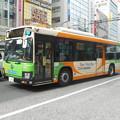 写真: 都営バスZ-C252 2018-2-21