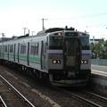 JR北海道キハ201系 札ナホD103F 2001-8-13