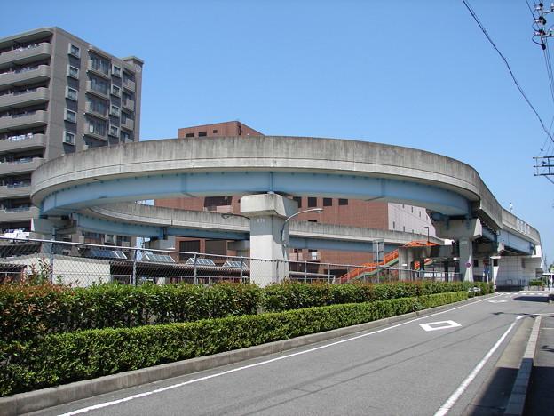 小牧駅のループ 2006-8-23