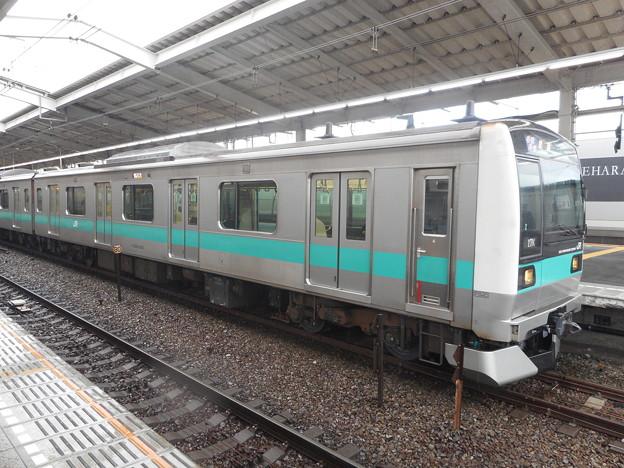 JR東日本クハE233-2002 2018-3-21