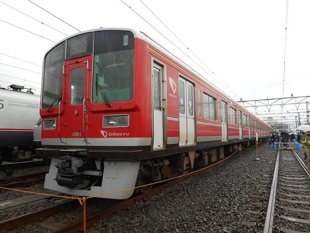 小田急電鉄1061F 2017-10-21