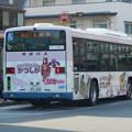 写真: #2918 京成バスC#8160「リカちゃんバス」 2018-3-25/2