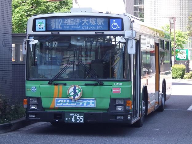 #2927 都営バスG-H123 2012-5-23