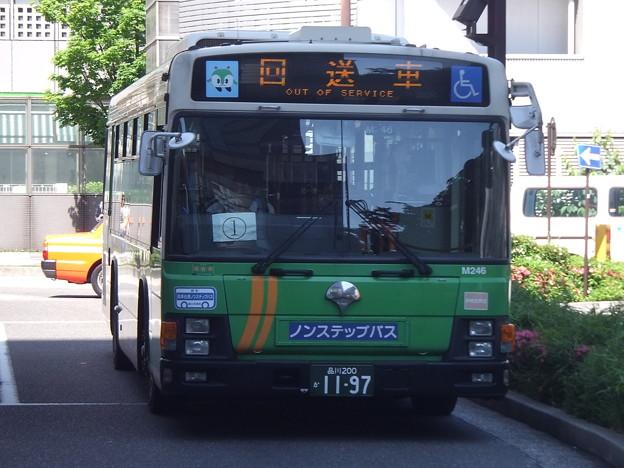 #2928 都営バスA-M246 2012-5-23