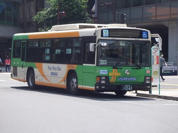 #2929 都営バスP-M190 2012-5-24