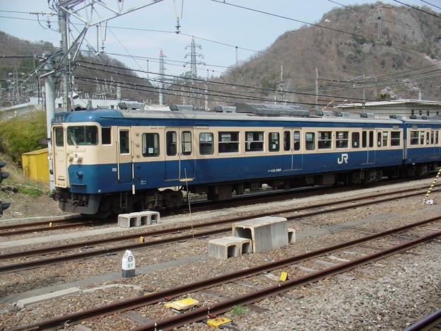 #2958 中央線クハ115-360 2006-4-9