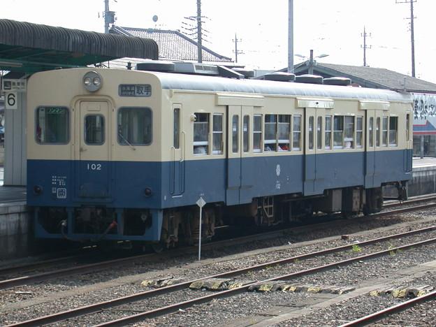 #2969 関東鉄道キハ102 2002-5-5