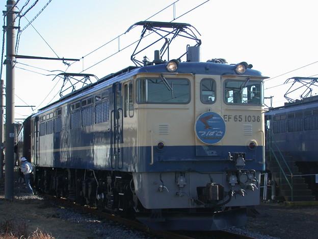 #2977 EF65 1038 2002-12-14