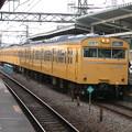 Photos: #2985 南武線103系 横ナハ28F 2002-5-12