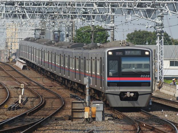 #3026  京成電鉄3026F 2018-4-22