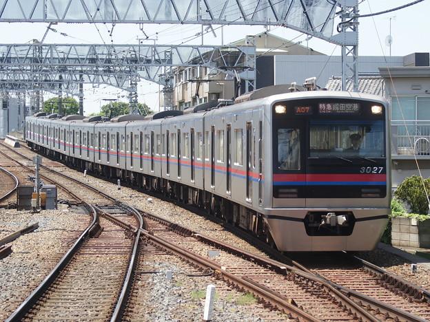 #3027  京成電鉄3027F 2018-4-28