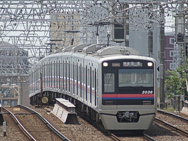 #3036 京成電鉄3036F 2018-4-30