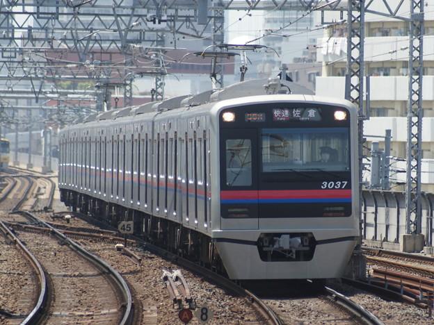#3037 京成電鉄3037F 2018-4-21