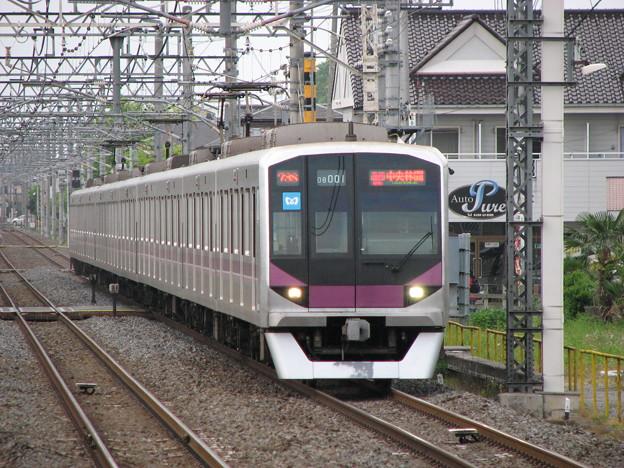 #3066 半蔵門線08-101F@C#08-001 2009-5-4