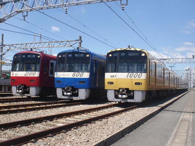 #3097 京急2101F・606F・1057F 2018-5-20