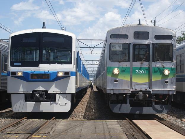 #3105 秩父鉄道クハ6201・デハ7201 2018-5-19