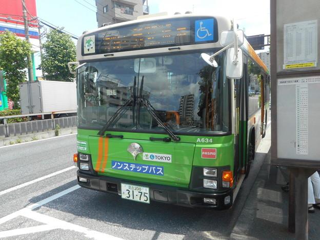 #3175 都営バスZ-A634 2018-6-8
