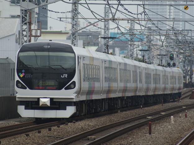 #3179 E257系 長モトM109F 2018-6-12