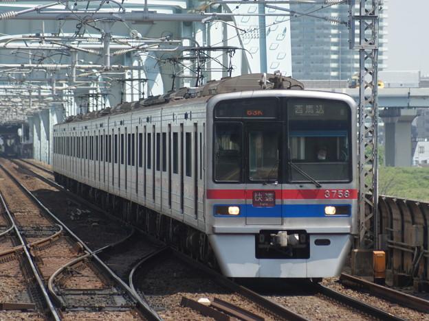 #3196 京成電鉄3758F 2018-4-21