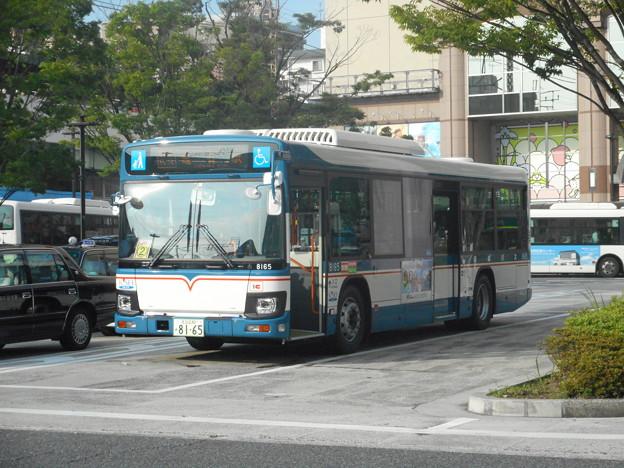 #3202 京成バスC#8165 2018-6-22