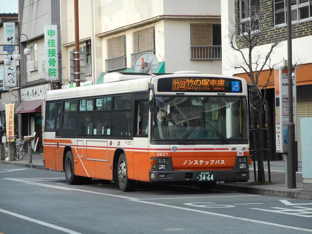 写真: #3204 東武バスC#2679 2018-1-31