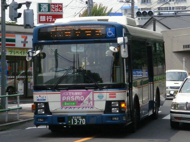 #3230 京成バスC#8191 2008-7-2