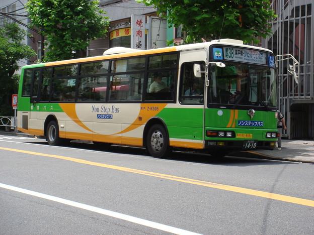 #3231 都営バスZ-K595 2008-7-1