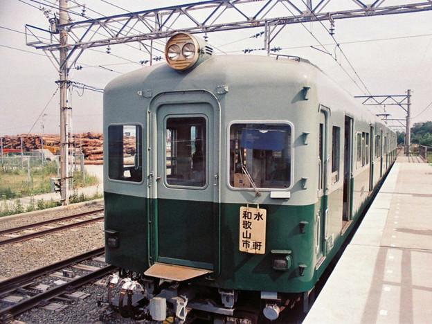 #3242 南海電鉄クハ3902 1986-9-6