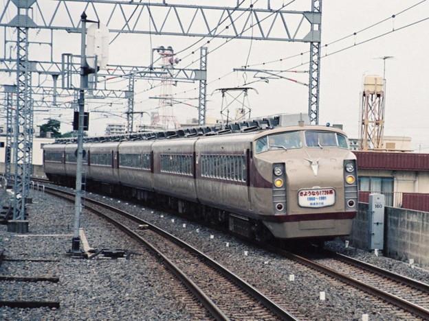 #3243 東武鉄道1721F 1991-9-8